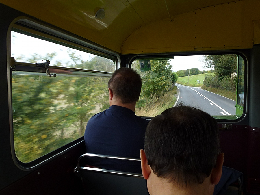 London Country Bus