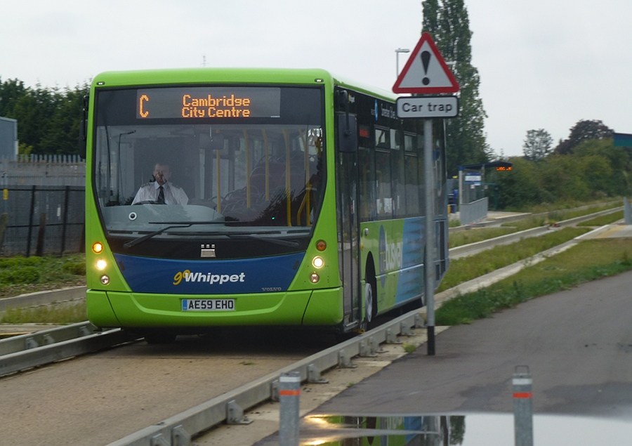 Cambridge Guided Busway