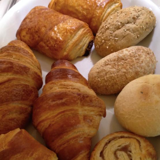 Breakfast breads