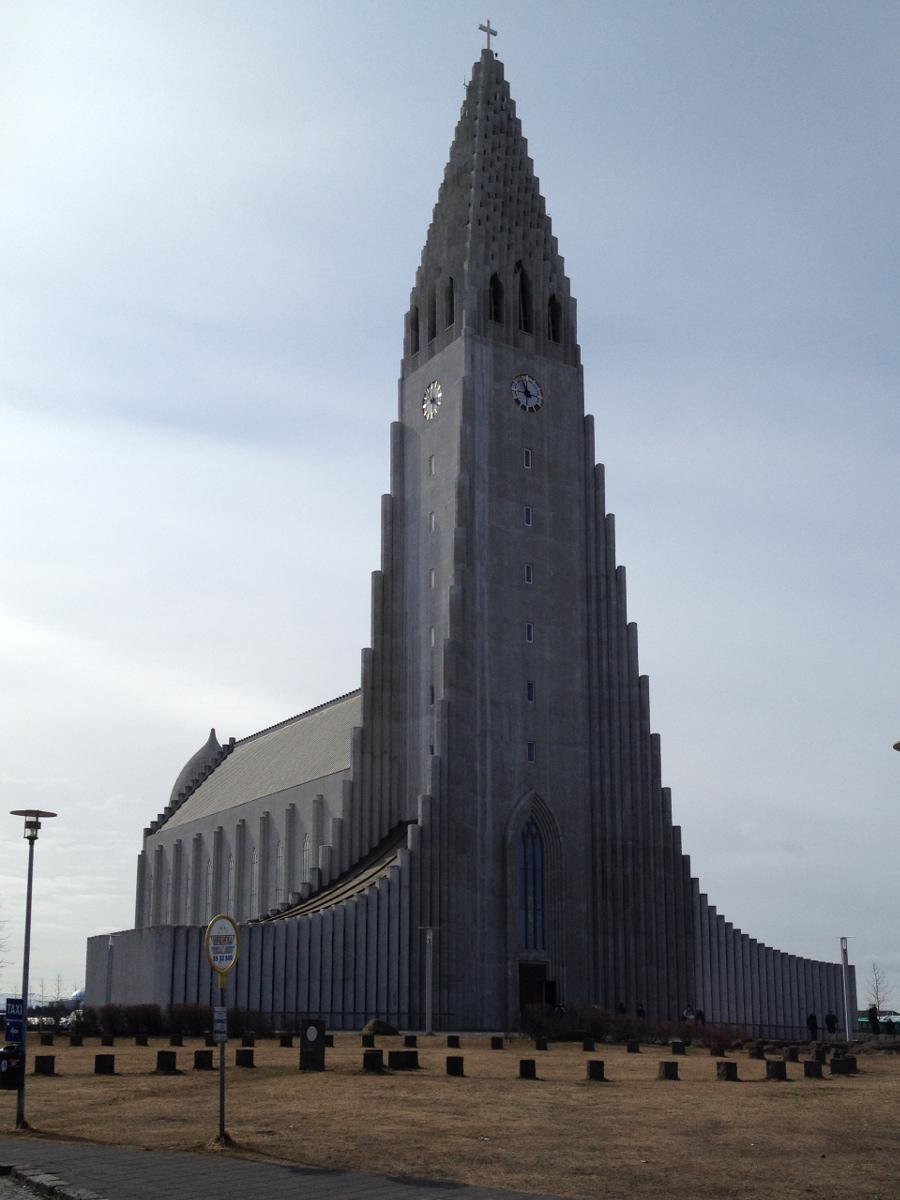Rekjavik Cathedral