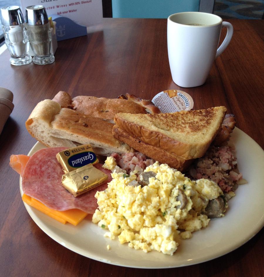 Breakfast, USA Style?