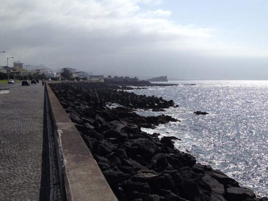 Ponta Delgarda, Azores