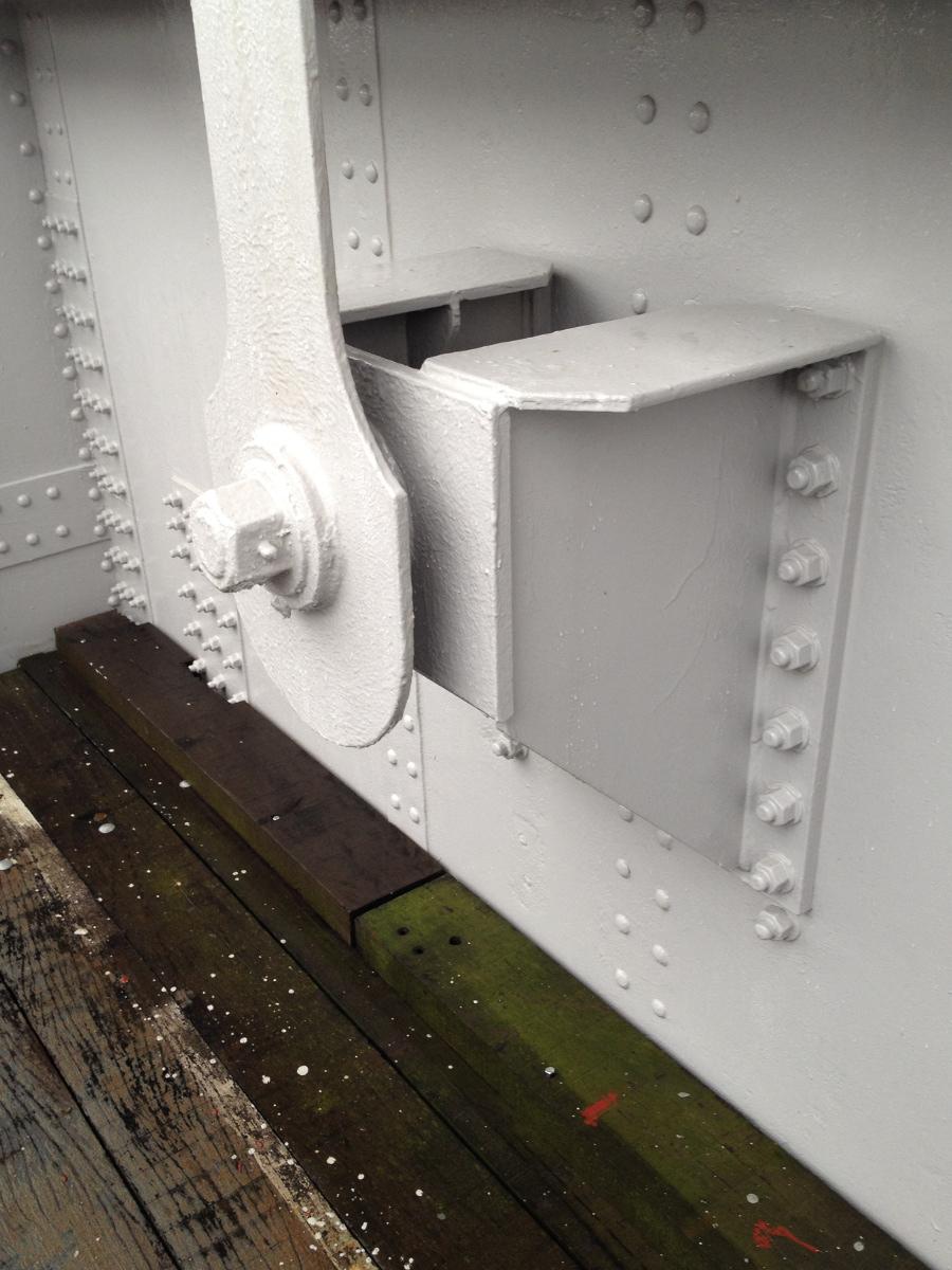 Royal Albert Bridge - detail