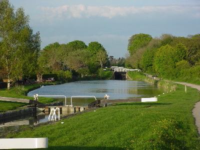 Caen Hill Locks Devizes