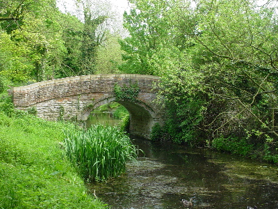 Canal bridge, Wilts and Berks Canal, Calne