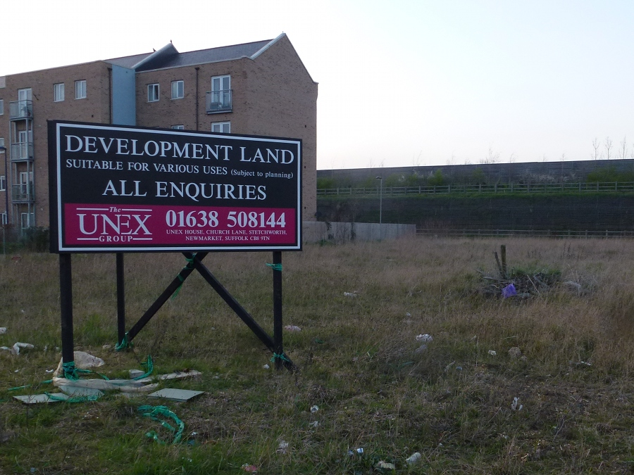 Cambridge Development Land