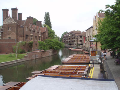 The River in Cambridge