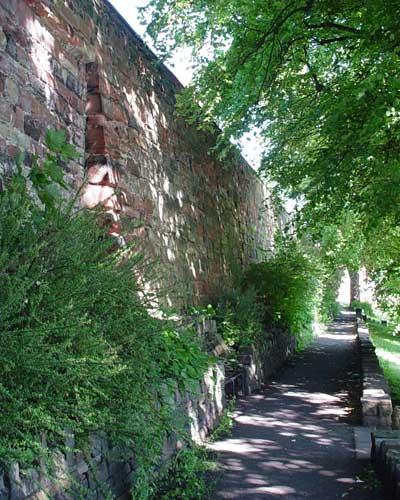 Carlisle - City Wall