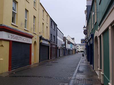 Carrickfergus Town Centre