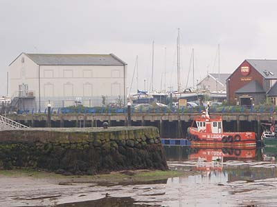 Carrickfergus Harbor
