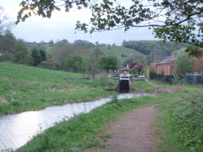 Cheddleton Locks