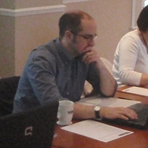 On a C and C++ course at our Melksham centre