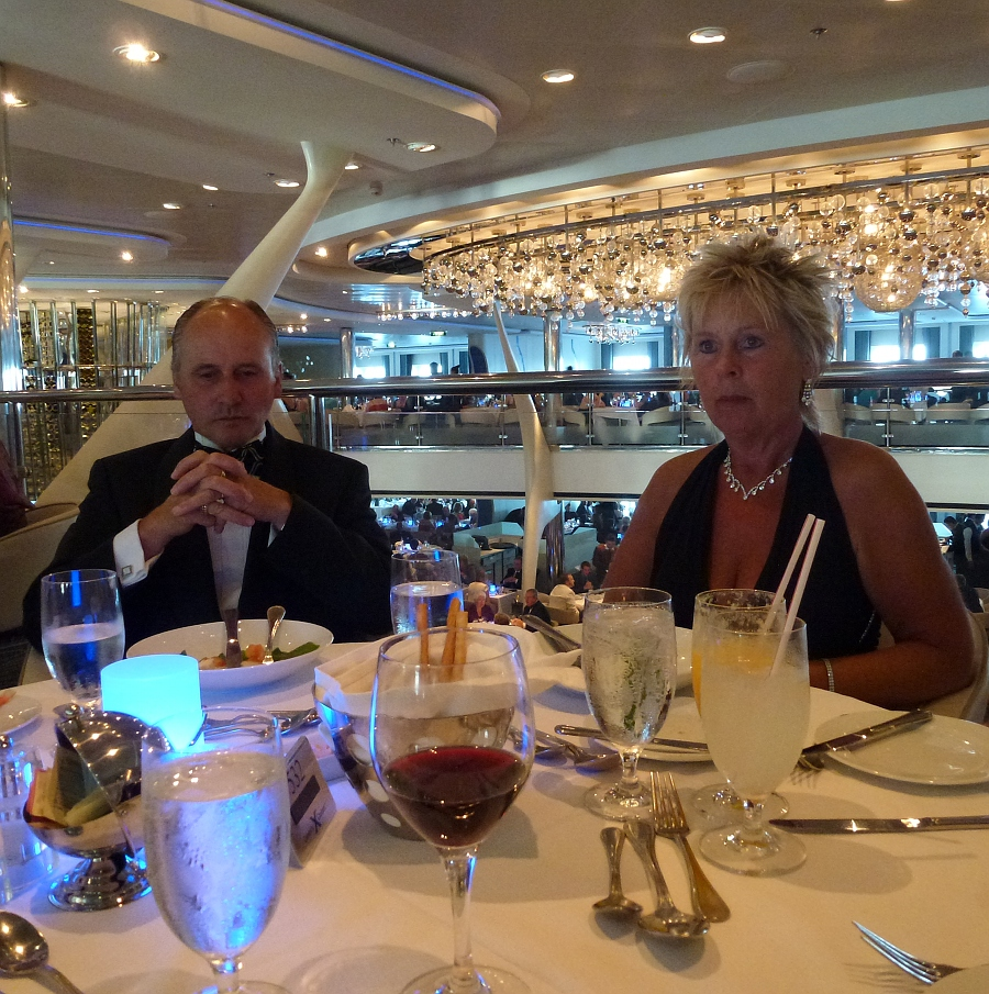 Celebrity Eclipse - Dining
