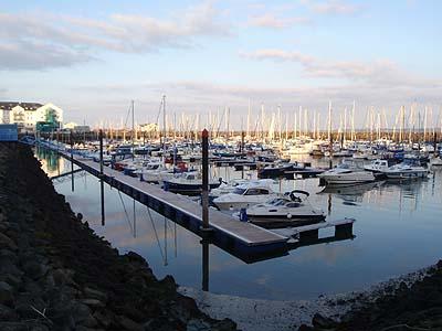 Carrickfergus Marina