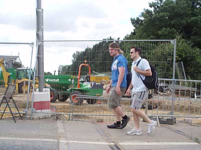 Building the Cambridge Guided Busway