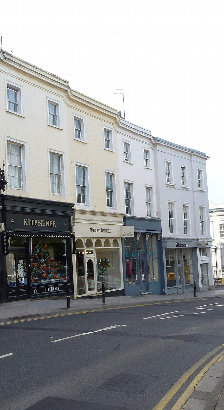Shops in Cheltenham
