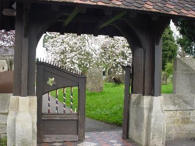 Bathampton Churchyard
