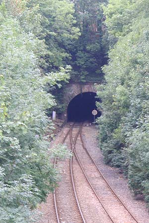 Clifton Down Railway Tunnel
