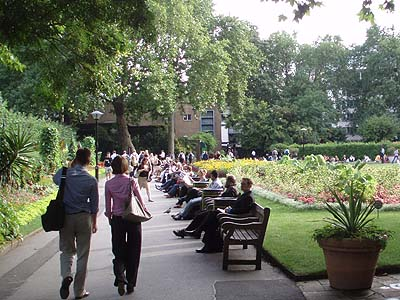 Embankment Gardens
