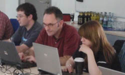Python training class