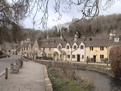 Castle Combe, Cotswold Village