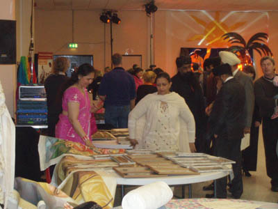 Swindon, Multicultural evening