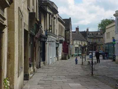 Corsham Old Town Centre