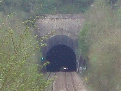 Corsham end of Box Tunnel