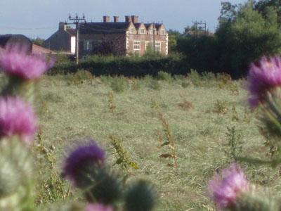 Woolmore farm's listed building, Melksham