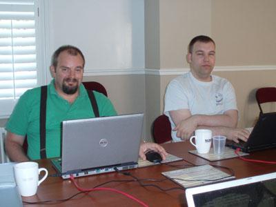 Course Delegates