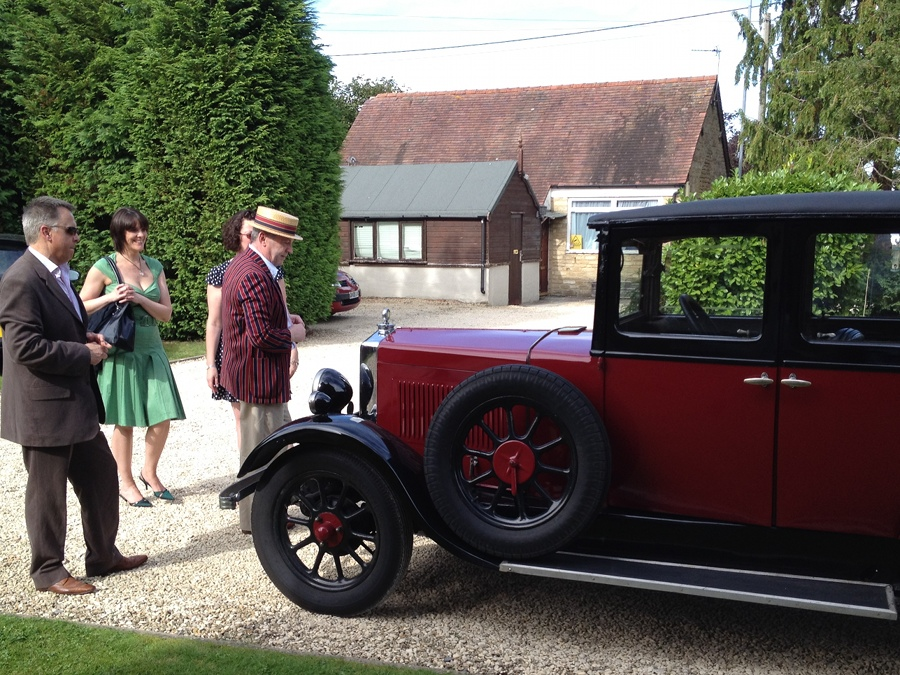 Edwardian day at Well House Manor