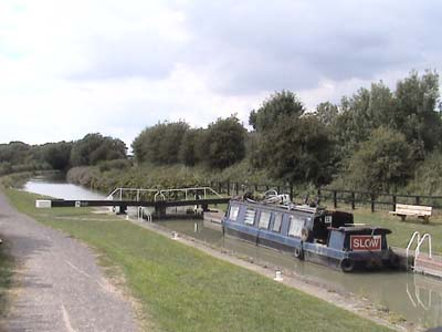 Crofton, top lock
