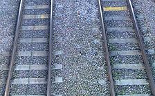 Railway Tracks, Wootton Bassett