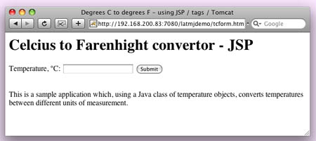 temperature convertor