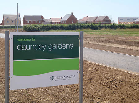 Dauncey Gardens