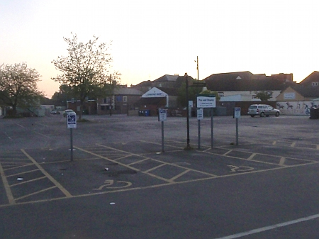 Central Car Park
