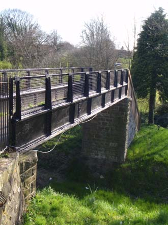 Footbridge East of Devizes