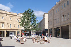 Southgate in Bath