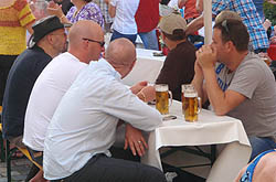 Beer festival - where else but Germany?