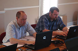 Delegates on a Perl Course