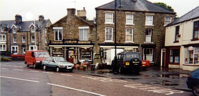 Middleton-in-Teesdale - Main Street