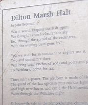 There are plenty of walks from Dilton Marsh