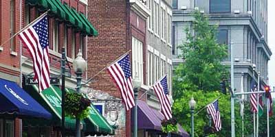 Street Scene, Roanoke