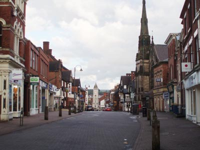Derby Road, Leek