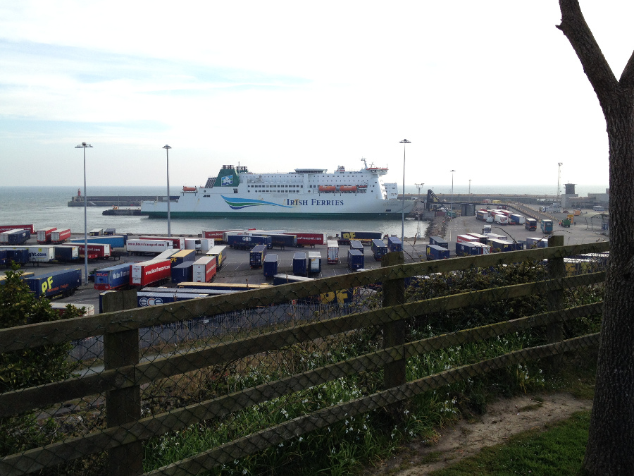 Rosslare to fishguard foot passenger on the ferry - Rosslare ferry port arrivals ...