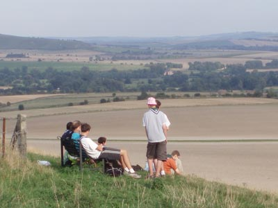 View from Devizes White Horse