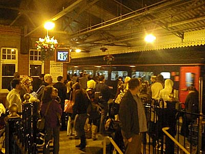 Estbury Station