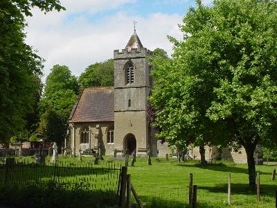 Erlestoke Church