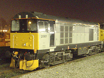 20901 at Bristol Temple Meads