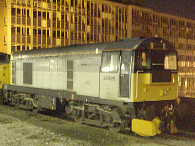 20905 at Bristol Temple Meads